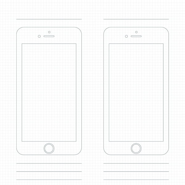 Wireframe sheets